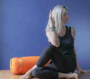 Restorative Yoga with Carrie Rodd